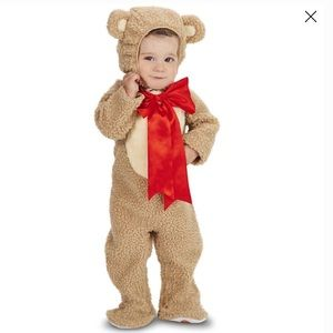 Dream Weaver Toddler Teddy Bear Costume 12-18 mo